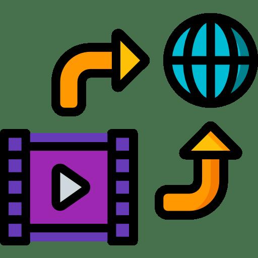 ارسال ویدیو به وبسایت از طریق پریمیر