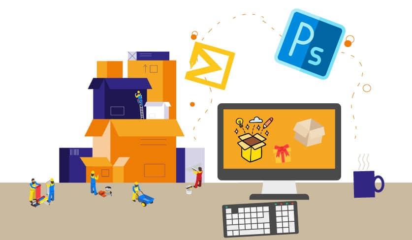 آموزش طراحی بسته بندی