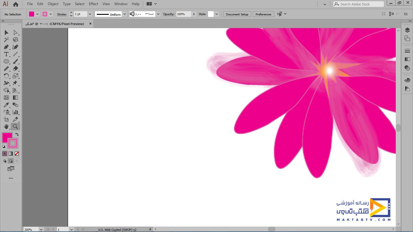 افت کیفیت در حالت pixel preview