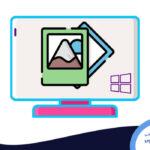 چگونه در سیستم عامل ویندوز فایلی در فتوشاپ باز کنیم